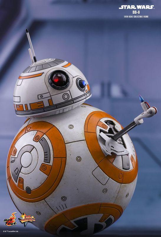 "Star Wars: BB-8 - 4"" Articulated Figure"