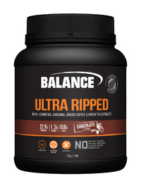 Balance Ultra Ripped Naturals Whey Protein - Chocolate (750g)