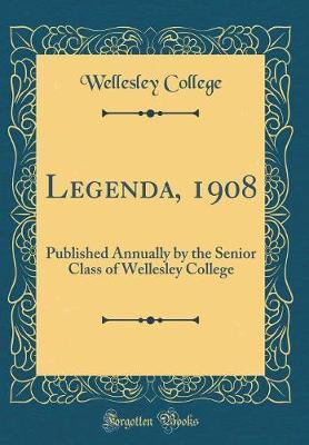 Legenda, 1908 by Wellesley College image