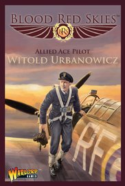 Blood Red Skies: Witold Urbanowicz Hurricane Ace