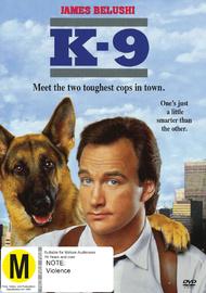 K-9 on DVD