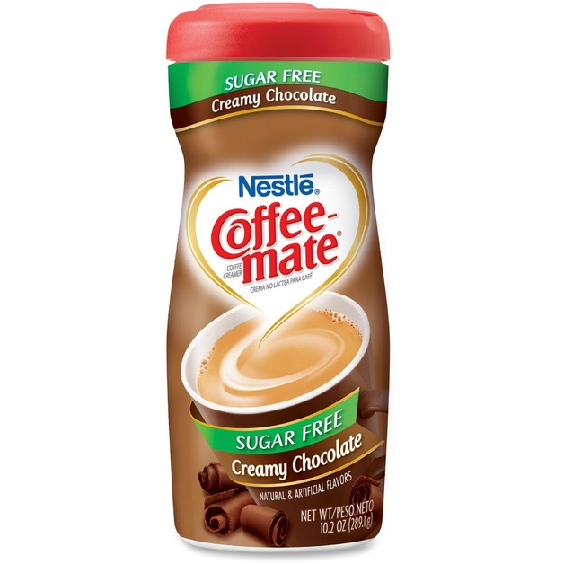 Nestle Coffee-Mate Sugar Free Creamy Chocolate Powder