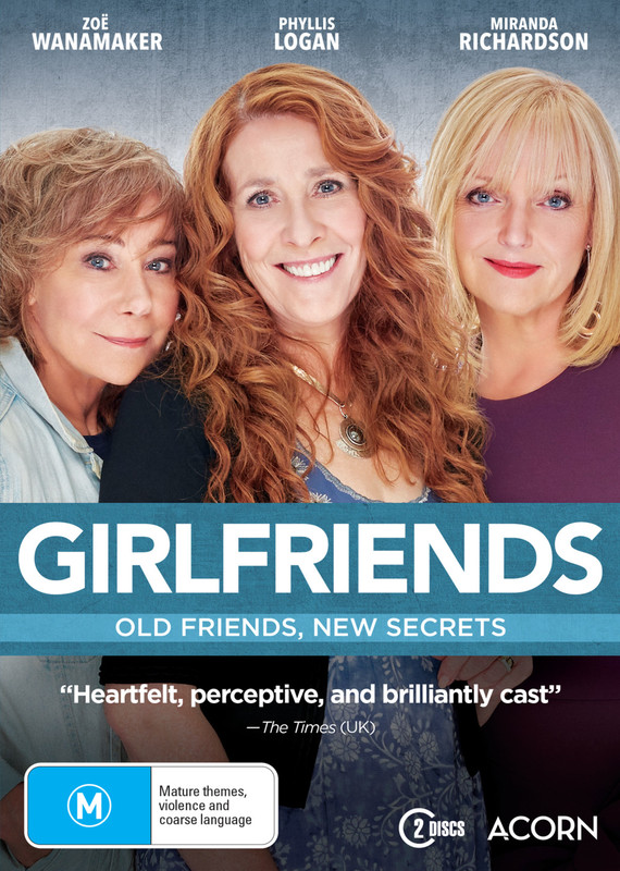 Girlfriends on DVD