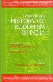 History of Buddhism in India by Lama Taranatha image