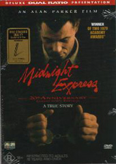 Midnight Express on DVD