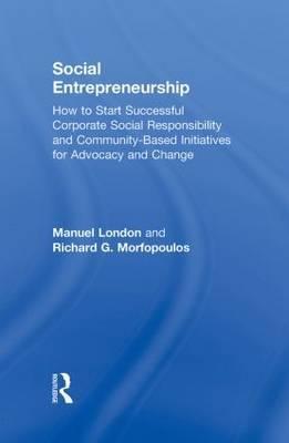 Social Entrepreneurship by Manuel London image