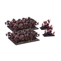 Kings of War Forces of the Abyss Lower Abyssals Horde