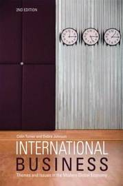 International Business by Colin Turner image
