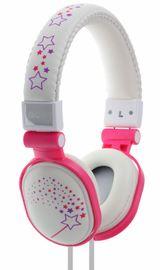 Moki Poppers Kids Headphones - Sparkles White