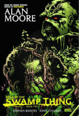 Saga Of The Swamp Thing Book 2 by Alan Moore