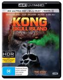 Kong: Skull Island (4K UHD + Blu-ray) DVD