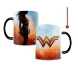 Wonder Woman: Power Grace Wisdom - Morphing Mug