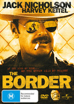 The Border on DVD