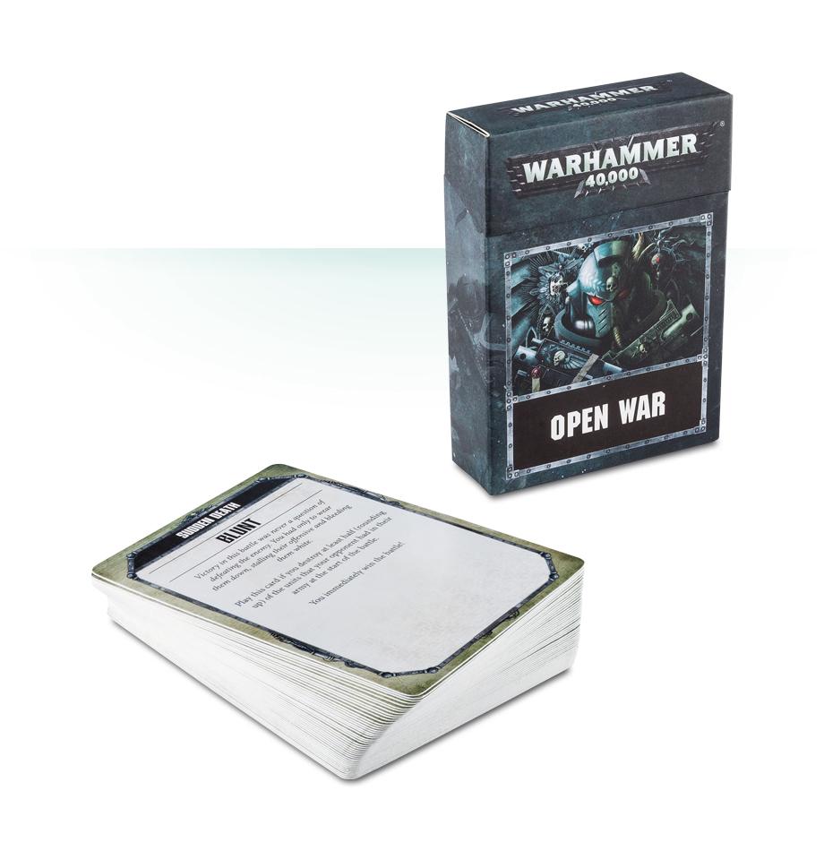 Warhammer 40,000: Open War Cards image