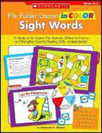 Sight Words by Immacula A Rhodes