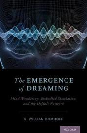 The Emergence of Dreaming by G.William Domhoff image