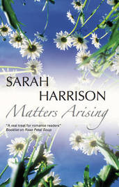 Matters Arising by Sarah Harrison image