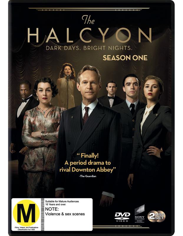 The Halcyon Season 1 on DVD