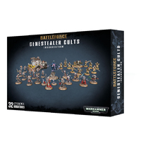 Warhammer 40,000 Battleforce: Genestealer Cults Insurrection