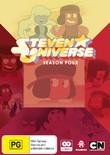 Steven Universe - Season 4 on DVD