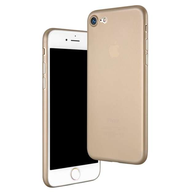 Kase Go Original iPhone 7 Slim Case - Gold Digger