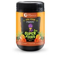 Nutra Organics Vital Veggie Powder (300g)