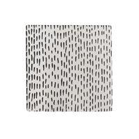 Splosh Markings Ceramic Coaster - Light Rain