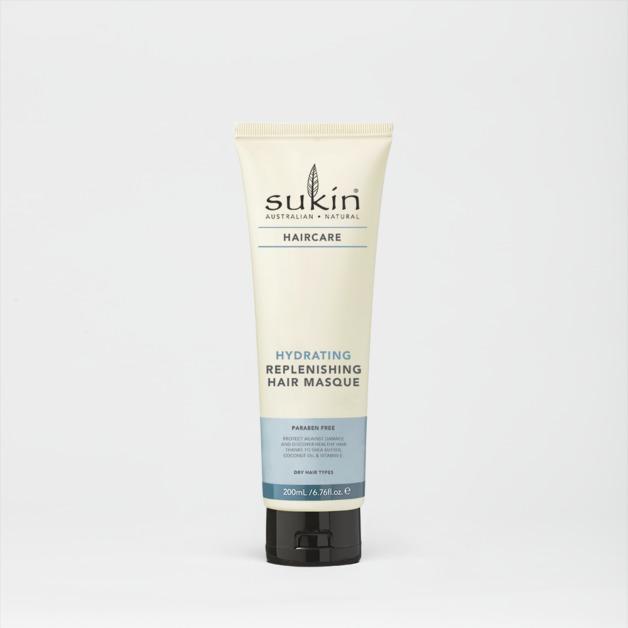 Sukin Hydrating Replenishing Hair Masque (200ml)