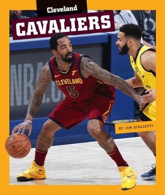 Cleveland Cavaliers by Jim Gigliotti