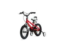 "RoyalBaby: BMX Freestyle - 16"" Bike (Red)"