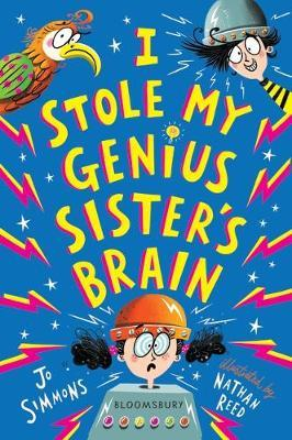 I Stole My Genius Sister's Brain by Jo Simmons