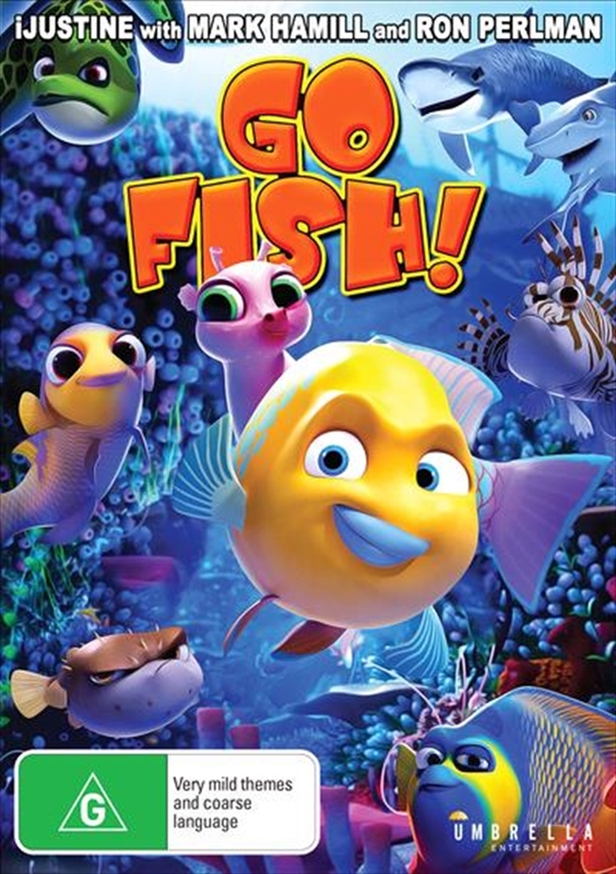 Go Fish on DVD