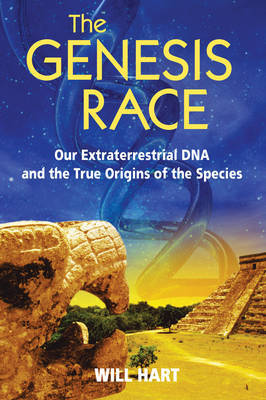 The Genesis Race by Will Hart image