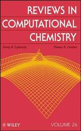 Reviews in Computational Chemistry: 26 by Donald B Boyd image