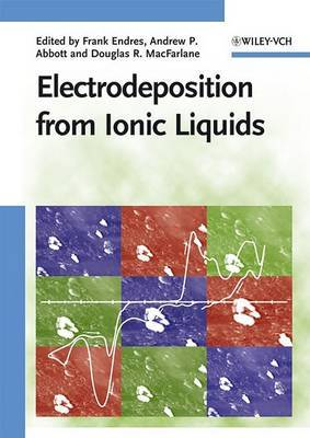 Electrodeposition from Ionic Liquids image