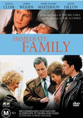 Immediate Family on DVD