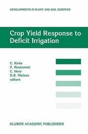 Crop Yield Response to Deficit Irrigation