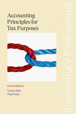 Accounting Principles for Tax Purposes by Lynne Oats