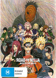 Naruto Shippuden The Movie: Road to Ninja on Blu-ray