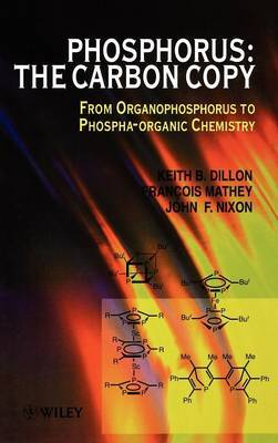 Phosphorus: The Carbon Copy by Francois Mathey