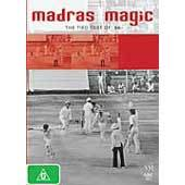 Madras Magic - The Tied Test Of '86 on DVD