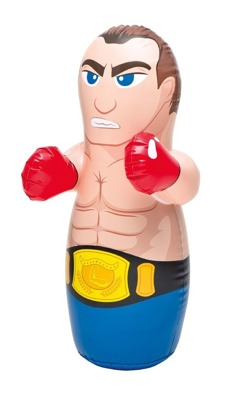 Intex: 3D Bop Bag - Boxer