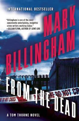 From the Dead by Mark Billingham image