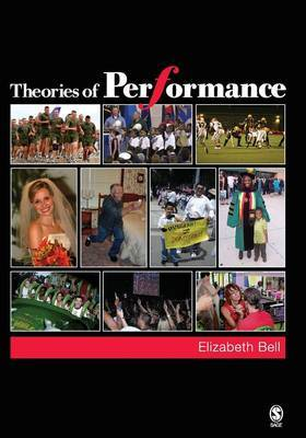 Theories of Performance by Elizabeth Bell image