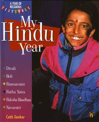 My Hindu Year by Cath Senker