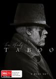 Taboo - Season 1 on DVD
