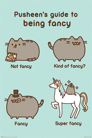 Pusheen: Super Fancy - Maxi Poster (688)