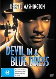 Devil in a Blue Dress on DVD