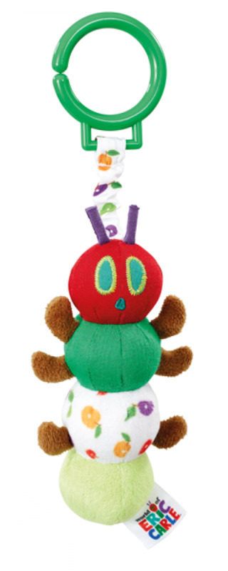 World Of Eric Carle: Tiny Caterpillar - Jiggle Attachable