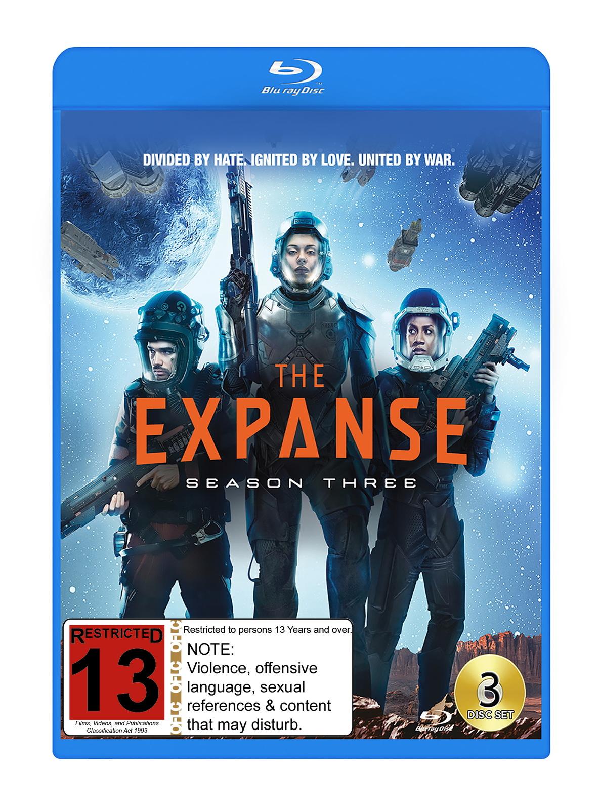 The Expanse - Season 3 on Blu-ray image